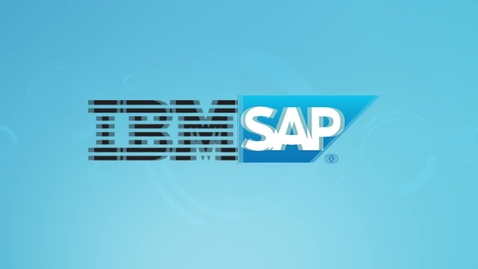 Thumbnail for entry Kennametal: Delivering industry-leading customer services with IBM and SAP