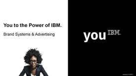 Thumbnail for entry You to the Power of IBM