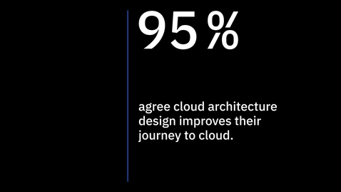 Thumbnail for entry Move to Cloud Survey, IBM, 2019