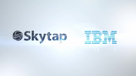 Thumbnail for entry Skytap & IBM Partnership