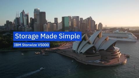 Thumbnail for entry IBM Storwize V5000: A Fitter,Faster,Stronger Storage