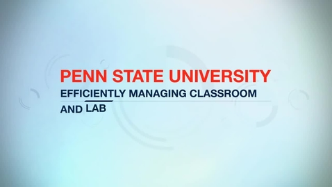 Thumbnail for entry Penn State expects $300,000 in yearly energy savings with IBM BigFix