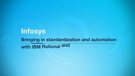Thumbnail for entry Infosys Ltd. improves time to market up to 30% with IBM UrbanCode
