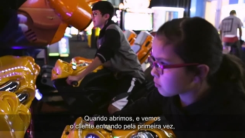 Thumbnail for entry Dave & Buster's Finds the Fun in Hiring with IBM Kenexa (BRPT)