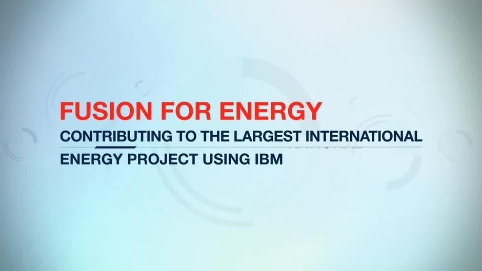 Fusion for Energy supports revolutionary new power plant using IBM Rational DOORS  sc 1 st  IBM MediaCenter & Fusion for Energy supports revolutionary new power plant using IBM ... pezcame.com