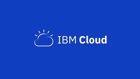 Thumbnail for entry IBM Cloud Virtual Private Cloud (VPC)