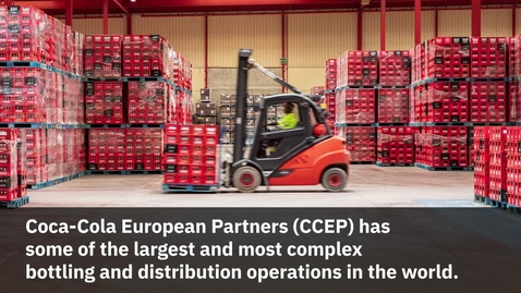 Thumbnail for entry Coca-Cola European Partners leverages IBM's Open Cloud Architecture