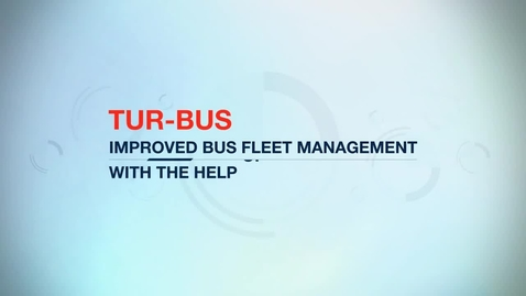 Thumbnail for entry Tur-Bus maximizes fleet safety, security, compliance and cost control with IBM Maximo