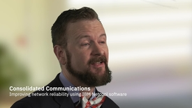 Thumbnail for entry Consolidated Communications improves network reliability with IBM Netcool software