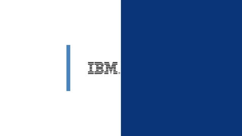 Thumbnail for entry IBM & SAP Alliance | Blockchain-Based Solutions for Oil & Gas