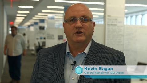 Thumbnail for entry Kevin Eagan IBM Cloud