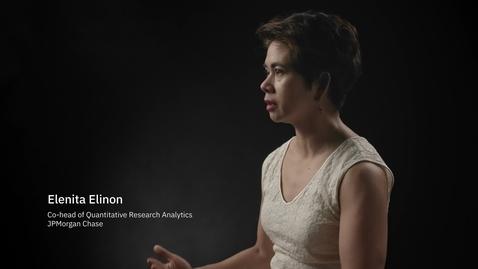Thumbnail for entry JP摩根大通使用 IBM Watson Studio改进风险管理模型
