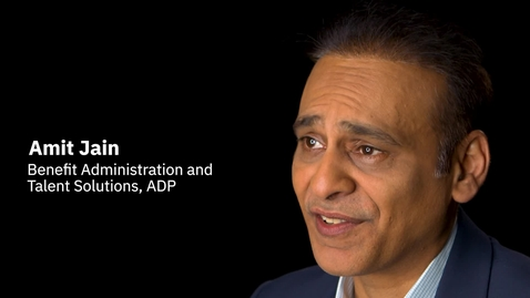 Thumbnail for entry ADP + IBM Services: Staying ahead of the curve