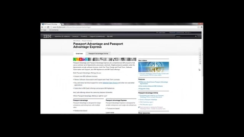 Thumbnail for entry How to obtain download access for IBM Spectrum LSF