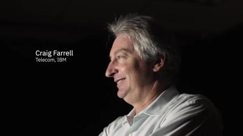 Thumbnail for entry Telecom Industry Expert Craig Farrell