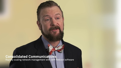 Thumbnail for entry Consolidated Communications rapidly scales network management with IBM Netcool