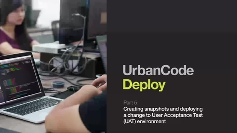Thumbnail for entry Taking a Deeper Look at Deploying to a Secure Environment