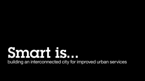 Thumbnail for entry City of Montpellier - Building a smarter ecosystem and infrastructure for innovation