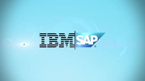 Thumbnail for entry Bosch Drives expert Innovation with Flexibility from SAP S/4HANA & IBM POWER8