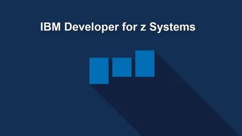 Thumbnail for entry Quick Look: IDz COBOL 6.2 COPYLOC Option