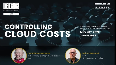 Thumbnail for entry Controlling Cloud Costs