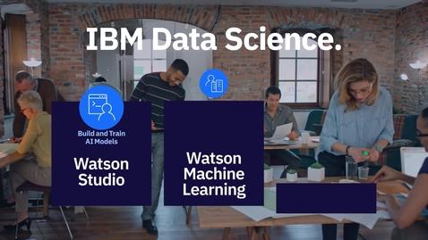 Thumbnail for entry Gerencie modelos de IA com o IBM Watson OpenScale
