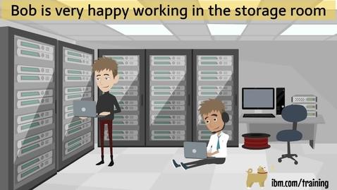 Thumbnail for entry IBM Training & Skills