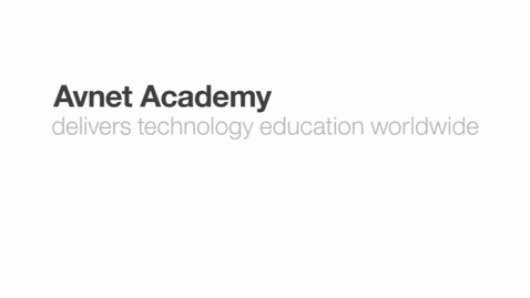 Thumbnail for entry Avnet Academy delivers technology education with IBM Bluemix