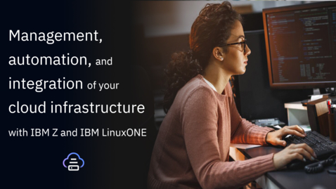 Thumbnail for entry IBM Cloud Infrastructure Center Overview