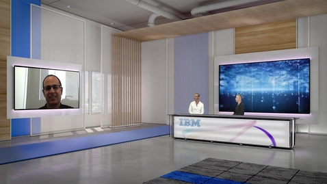 Thumbnail for entry #ThinkIsrael - Bank of Israel Client Story Drive Digital Transformation with Agile Integration - Tomer Mizrachi, CTO, Bank Of Israel; Yaniv Yuzis, Technical professional, Cloud & Cognitive, IBM Israel