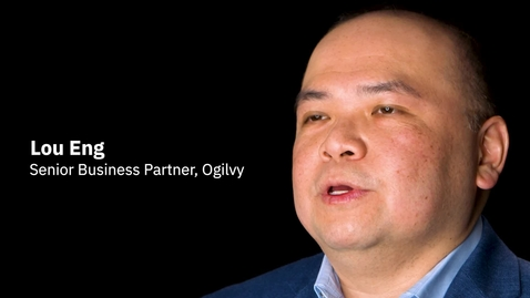 Thumbnail for entry Ogilvy works with IBM Services to improve customer experience