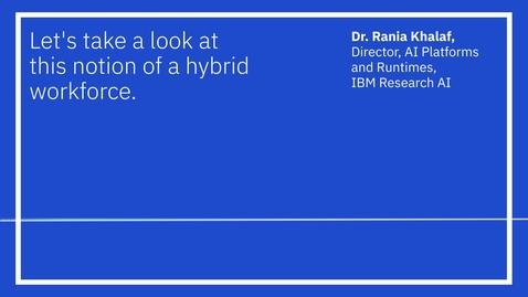 Thumbnail for entry Think 2020: Dr. Rania Khalaf [Audiogram]