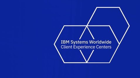 Thumbnail for entry Welcome to AI Center of Competence at IBM