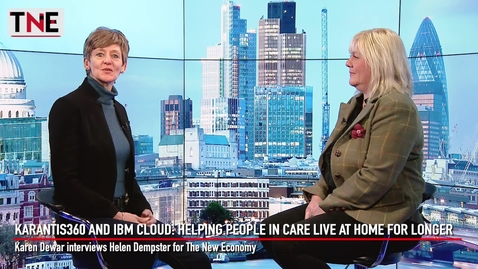 Thumbnail for entry IBM Cloud & Karantis 360