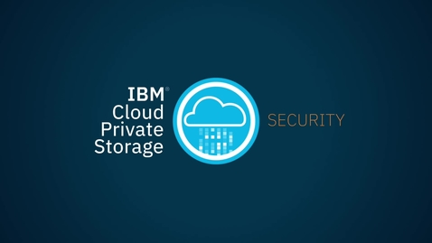 Thumbnail for entry Boost business agility with IBM Cloud Private Storage – Storage as a Service (STaaS) Offering
