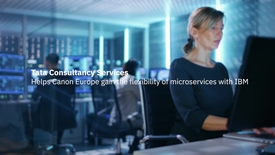 Thumbnail for entry Tata Consultancy Services helps Canon Europe gain the flexibility of microservices with IBM WebSphere Liberty