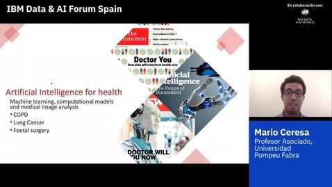 Thumbnail for entry Uso de la IA y los sistemas IBM Power en la aceleración de la investigación médica