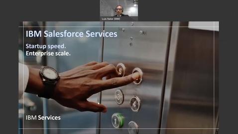 Thumbnail for entry IBM Salesforce 서비스