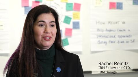 Thumbnail for entry 發生在 IBM Garage內的狀況