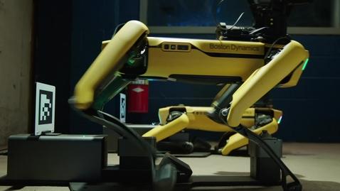 Thumbnail for entry Boston Dynamics + IBM,고급 기술을 통한 스마트한 운영
