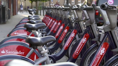 """Thumbnail for entry Der Weg zur KI: Das """"London Cycle Hire""""-Programm am Laufen halten"""