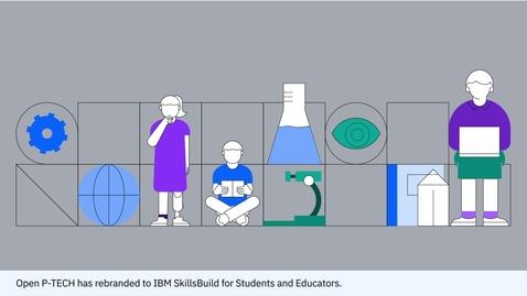 Thumbnail for entry IBM SkillsBuild Teacher Toolkit