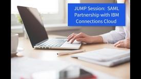 Thumbnail for entry Configuring SAML Partnership