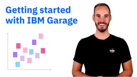 Thumbnail for entry Erste Schritte mit IBM Garage