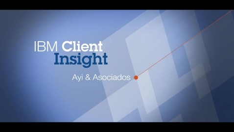 Thumbnail for entry Ayi & asociados deploys integration solution in days rather than weeks