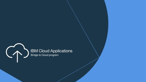 Thumbnail for entry Convert to IBM Cloud