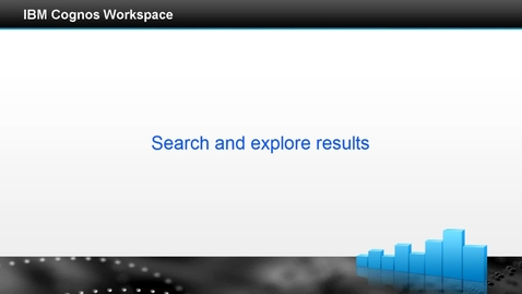 Thumbnail for entry Search and explore results