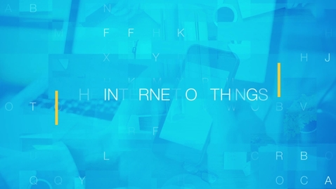 Thumbnail for entry  IBM Electronics Industry Internet of Things Animation Series - Office Products