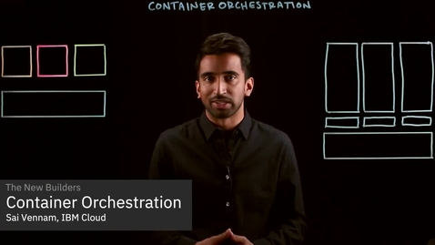 Thumbnail for entry Container Orchestration Explained