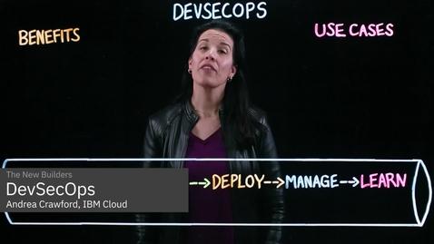 Thumbnail for entry DevSecOps Lightboard